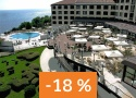 Chorvatsko, Hotel PARK PLAZA HISTRIA, Pula